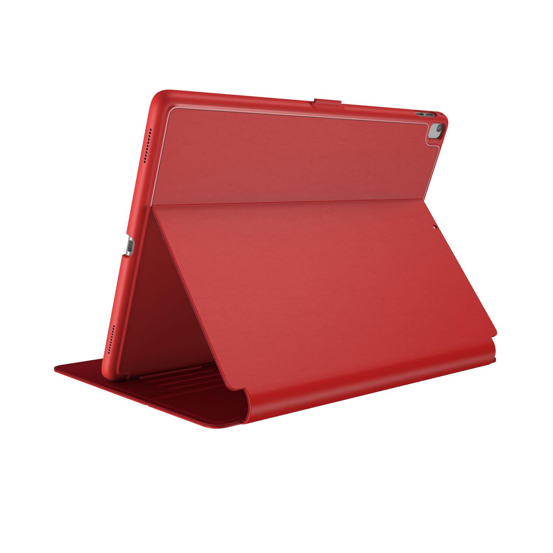 Speck Balance Folio 9.7Inch iPad Pro/iPad Air (2019)  Dark Poppy Red/Velvet Red