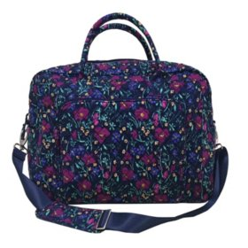 Member's Mark Quilted Travel Tote in Flowers