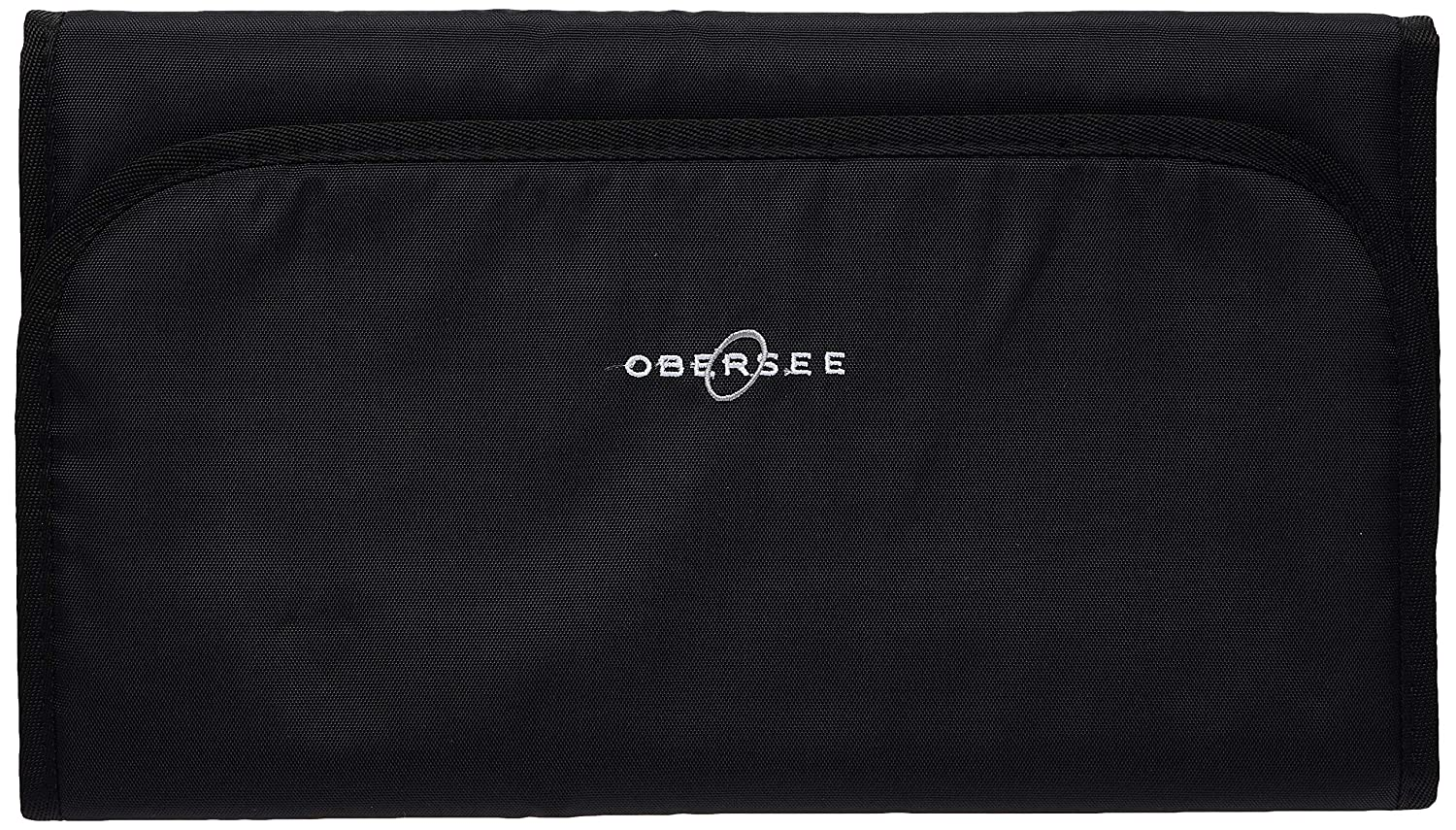 OBERSEE Baby Changing Mat in Black