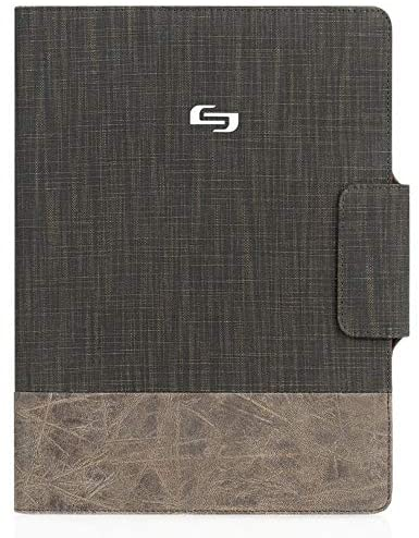 SOLO Universal Tablet Case 8.5 in to 11 in in Brown (Fits iPad, Samsung, Kindle, Google, Asus)