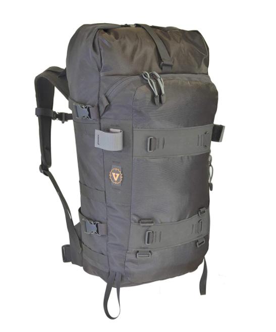 VERTICAL GEAR Hightrail 45 Backpack In Black