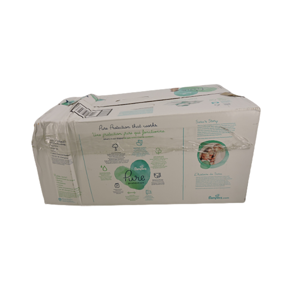 Pampers Pure Protection Disposable Diapers Enormous Pack  Size 5  82ct