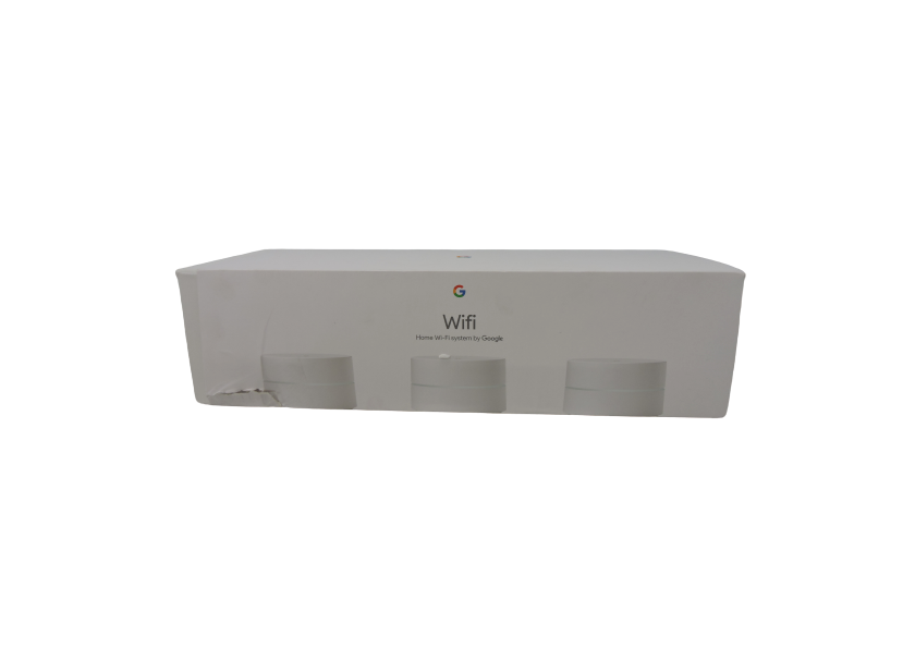 Google WiFi system, 3Pack  Router replacement for whole home coverage
