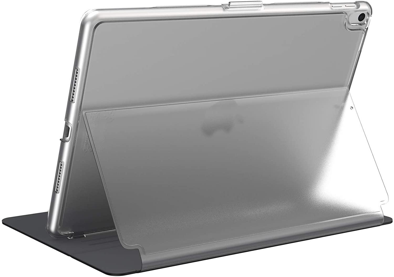 Speck Balance Folio Clear 10.5Inch iPad Pro/iPad Air (2019)  Black Clear