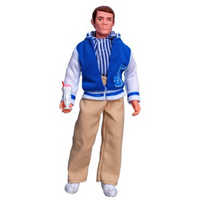 MEGO Happy Days Richie Cunningham Action Figure 8