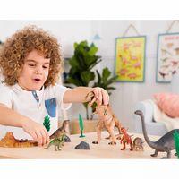 TERRA – Miniature Dinosaur Toys in Bucket (60pc) – Prehistoric World