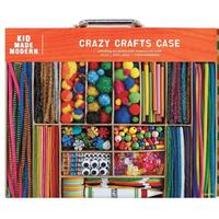 KID MADE MODERN 1000pc Crazy Crafts Art Case