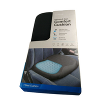 TYPE S Infused Gel Comfort Seat Cushion