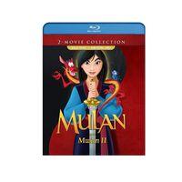 Mulan 2 Movie Collection (Bluray + Digital)