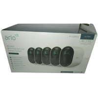ARLO 4K UHD WireFree 5 Security Camera System