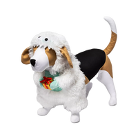 WONDERSHOP Snowmonster Holiday Dog and Cat Costume, XSmall