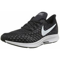 Nike Mens Air Zoom Pegasus 35 Running Shoe in Black Size 8.5
