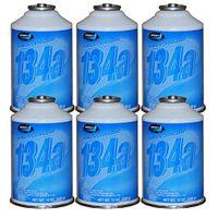 Johnsen's R134a Refrigerant (6count / 12oz cans)