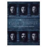 GAME OF THRONES THE COMPLETE SIXTH SEASON DVD