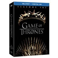 Game Of Thrones: Season 1  2 (BluRay DVD) (2 Disc)
