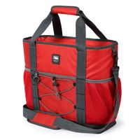 Arctic Zone 30Can Insulated Sport Tote  Red