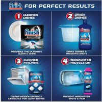 Finish JetDry Rinse Aid, Dishwasher Rinse Agent And Drying Agent (32oz.)