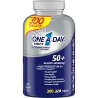 One A Day Men's 50  Healthy Advantage Multivitamin (300 ct.)