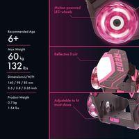 Neon Street Rollers Pop  Lock in Pink