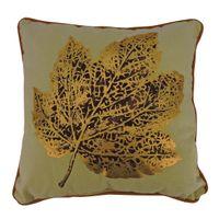 Member's Mark Festive Harvest Pillow In Leaf