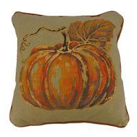 Member's Mark Festive Harvest Halloween Pillow  Pumpkin