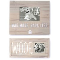 Olive And Hill 2 Pack Picture Frames, WOOF