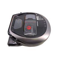 Samsung  POWERbot R7070 AppControlled Robot Vacuum with Edge Clean and Self Clean Brush  Satin Titanium