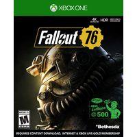 Fallout 76, Bethesda, Xbox One