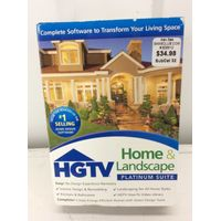 HGTV HOME AND LANDSCAPING PLATINUM SUITE #1 SELLING(42955)