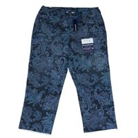 Bandolino Fray Cuff Women's Jeans, Majestic Blue, Size 6