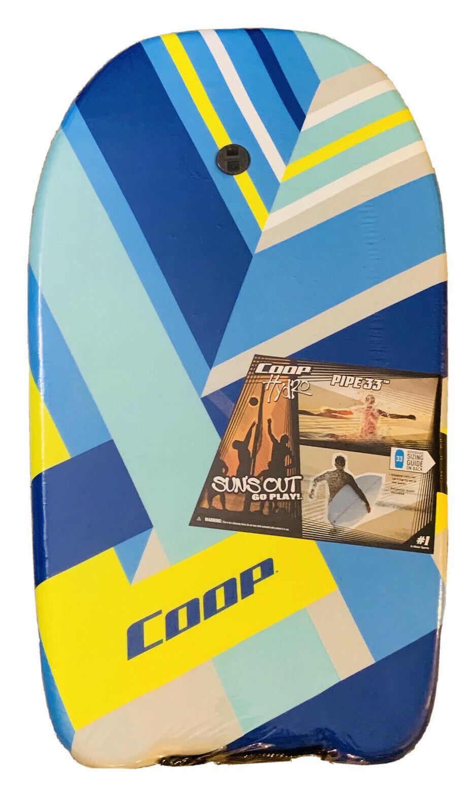 COOP SwimWays Pipe 33  2pk (Blue Yellow)