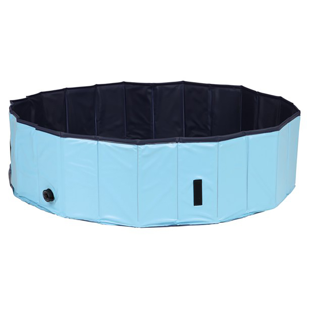 TRIXIE PET PRODUCTS MEDIUM DOG POOL IN BLUE