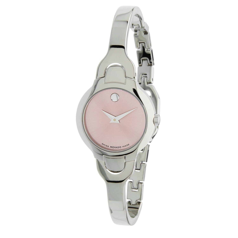 Movado Women's 605284 Kara Swiss Quartz Bangle Bracelet Watch