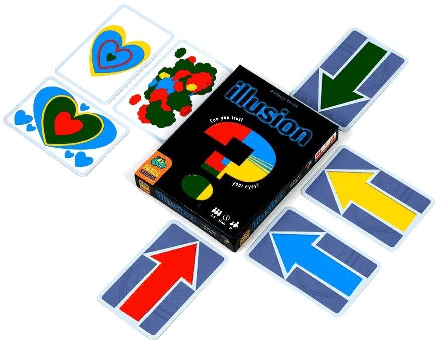 Pandasaurus Games Illusion Game