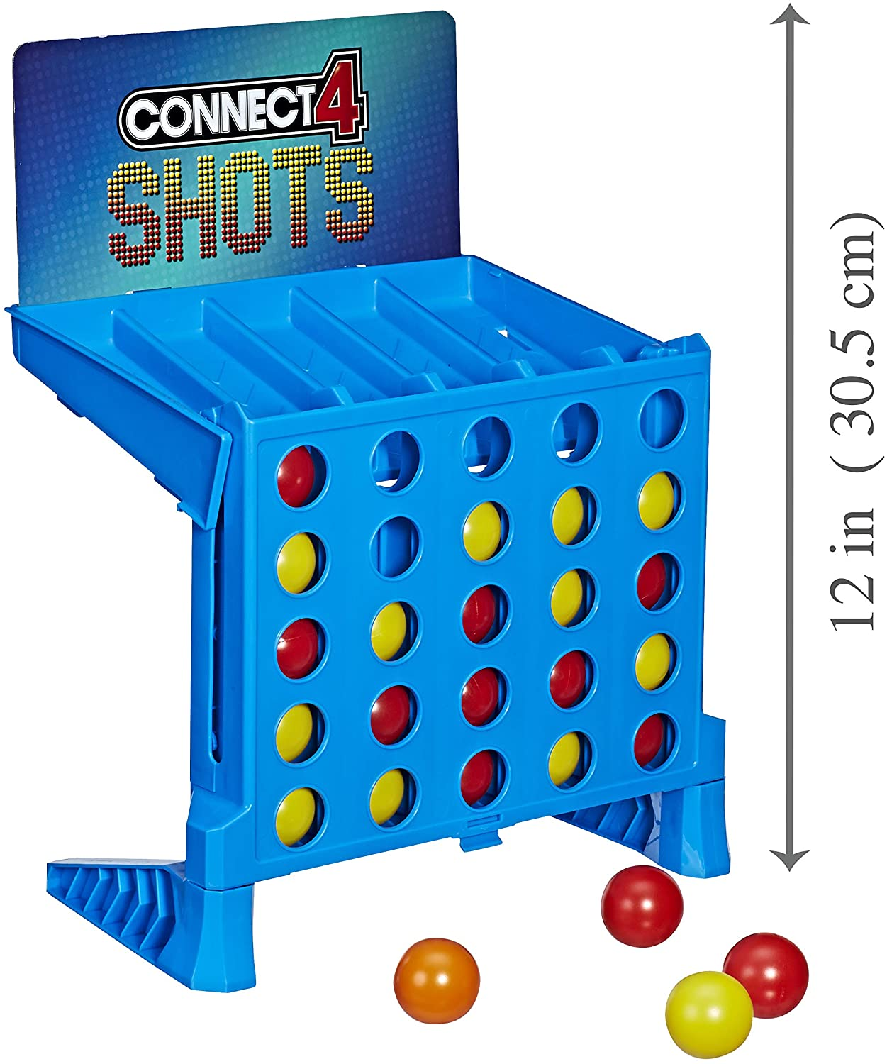 Hasbro Connect 4 Shots Activity Game, Game for kids Ages 8 and up