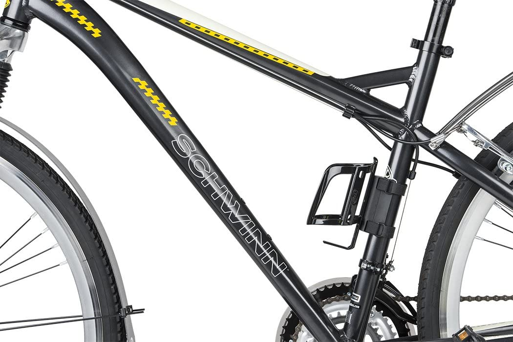 Bell Sports Clinch 600 Universal Bike Bottle Cage  Black