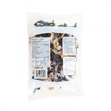 RICHIN Black Fungus (Wood Ear Mushroom) 2.5 oz.