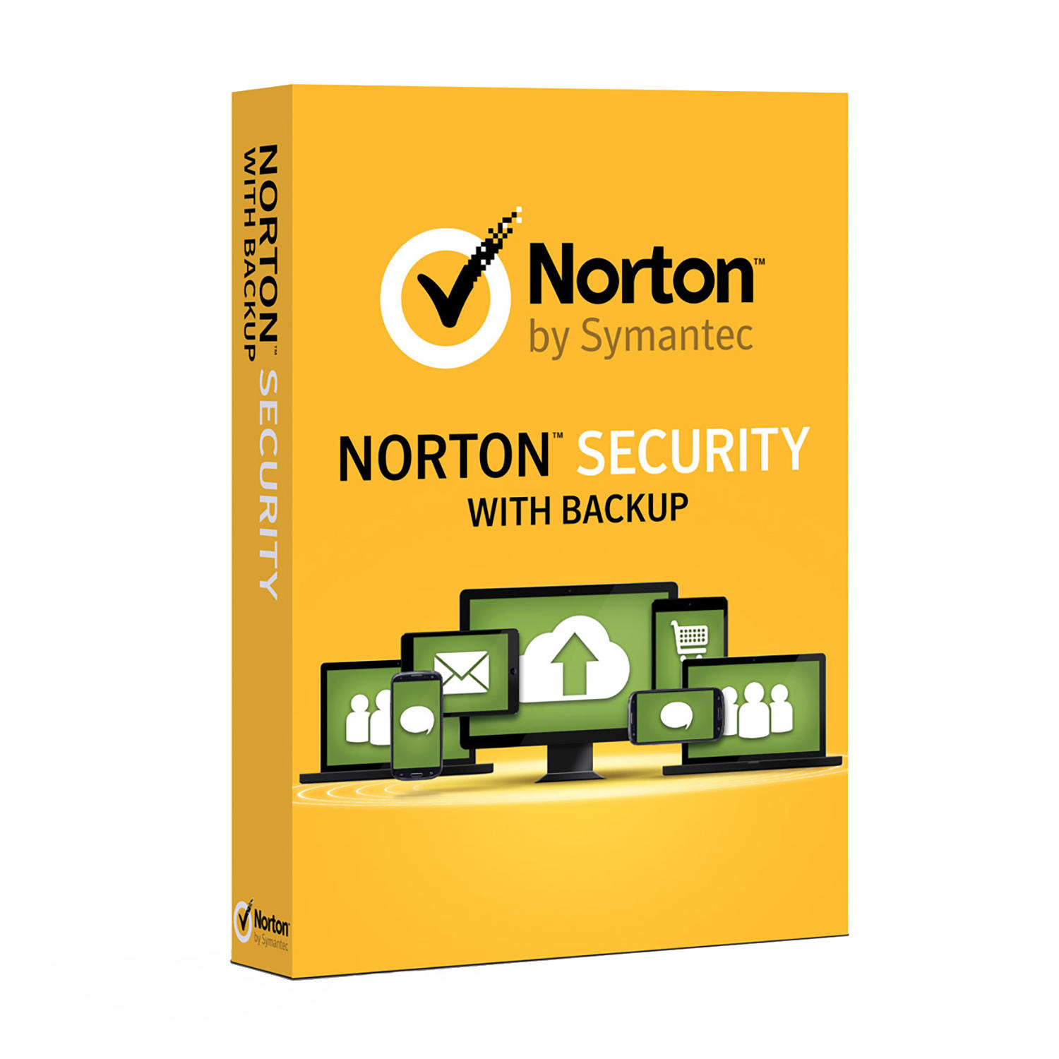 Norton Security with Backup (up to 10 devices)