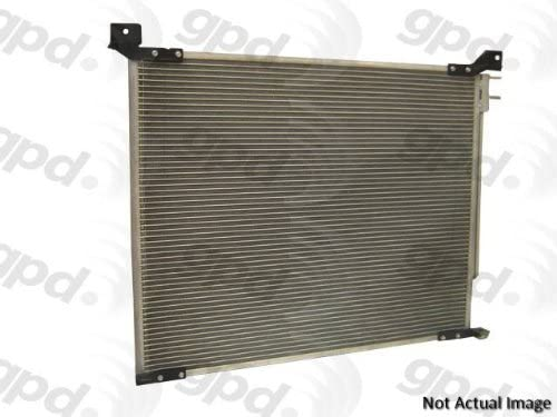 Global Parts Distributors 3265C Condenser