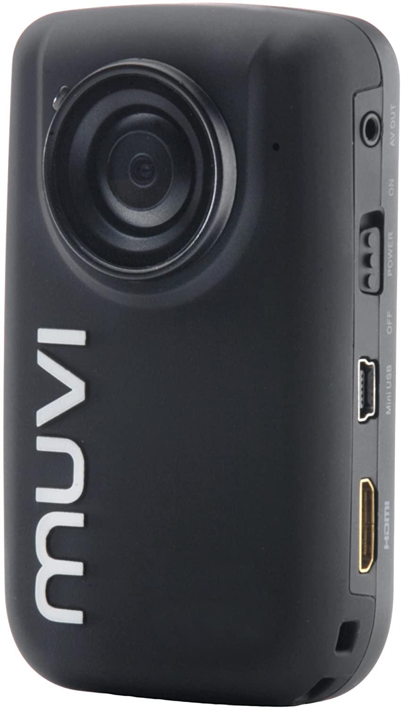 Veho VCC005MUVIHD10 Muvi HD 1080p Mini Handsfree Camcorder with Remote Control