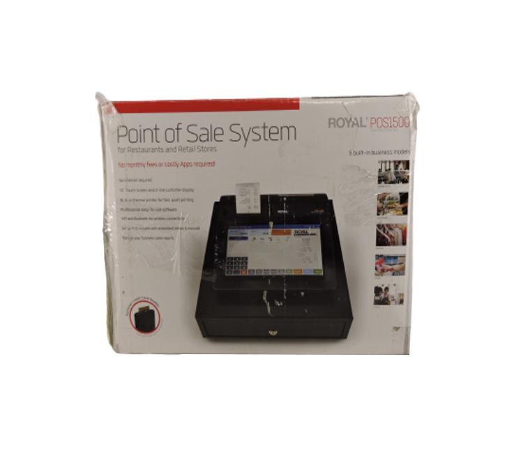 Royal POS1500 Cash Management System