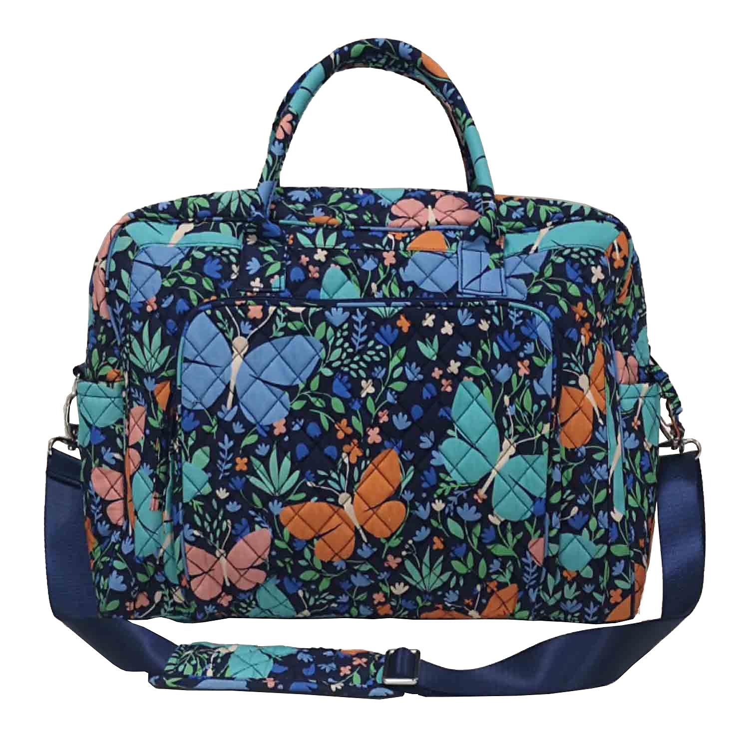 Member's Mark Quilted Travel Tote in Butterfly