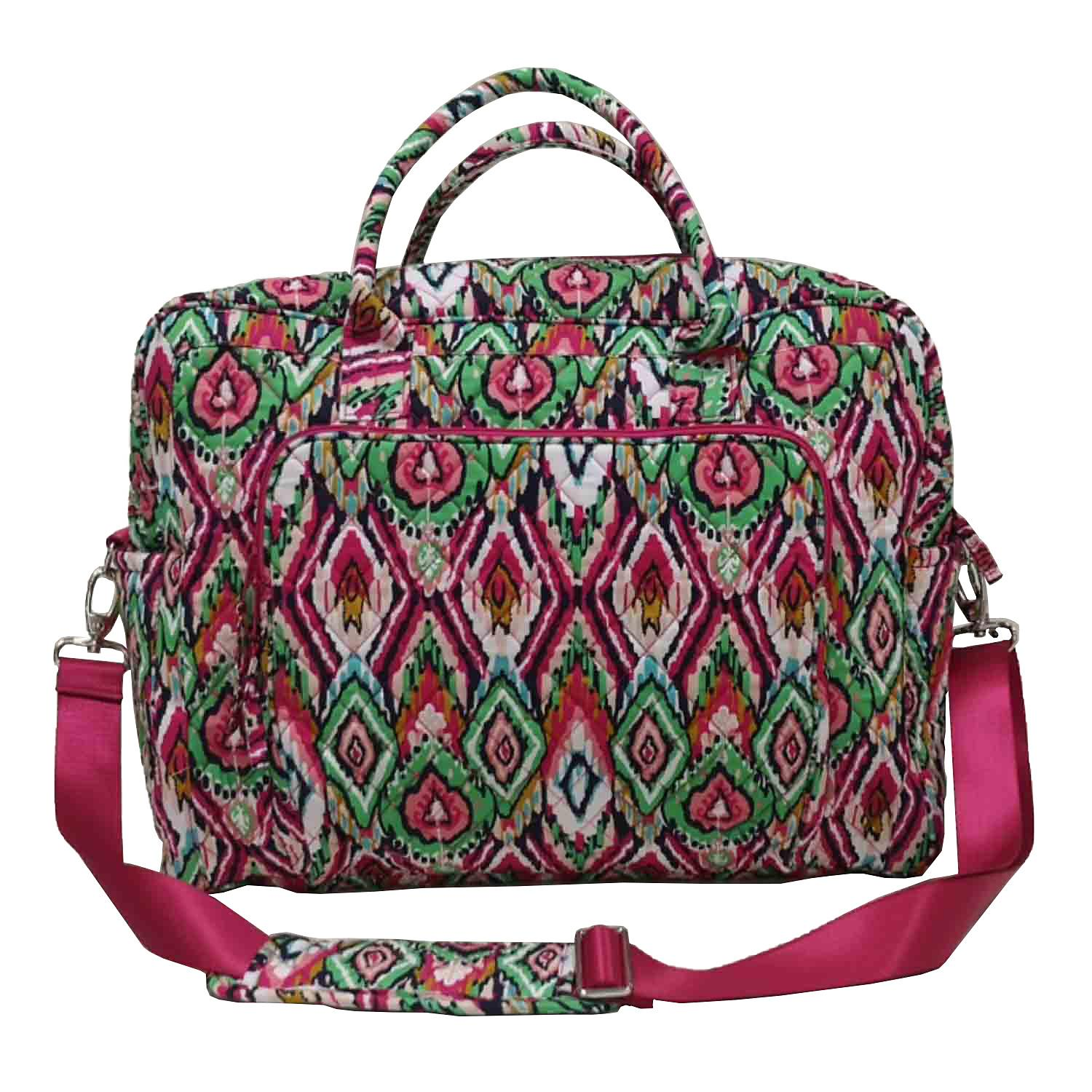 Member's Mark Quilted Travel Tote in Ikat