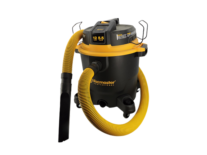 Vacmaster 12Gallon 5.5 HP Beast Series Wet / Dry Vacuum