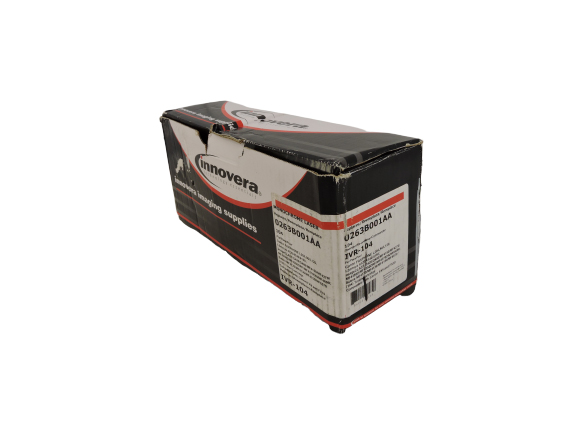 Innovera 104 Remanufactured Toner Cartridge, Black