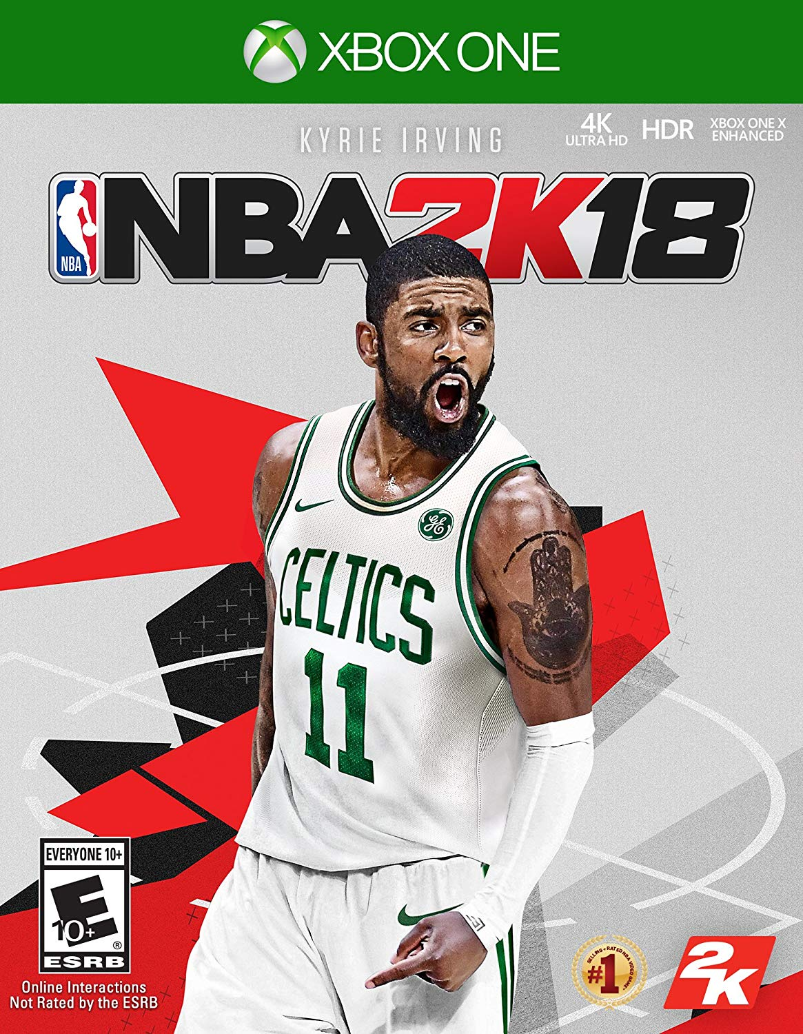 Nba 2K18 Standard Edition  Xbox One