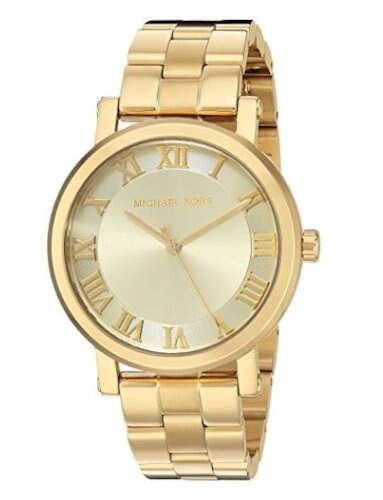 "Michael Kors Women's ""Norie"" Mk3560 Goldtone Watch"