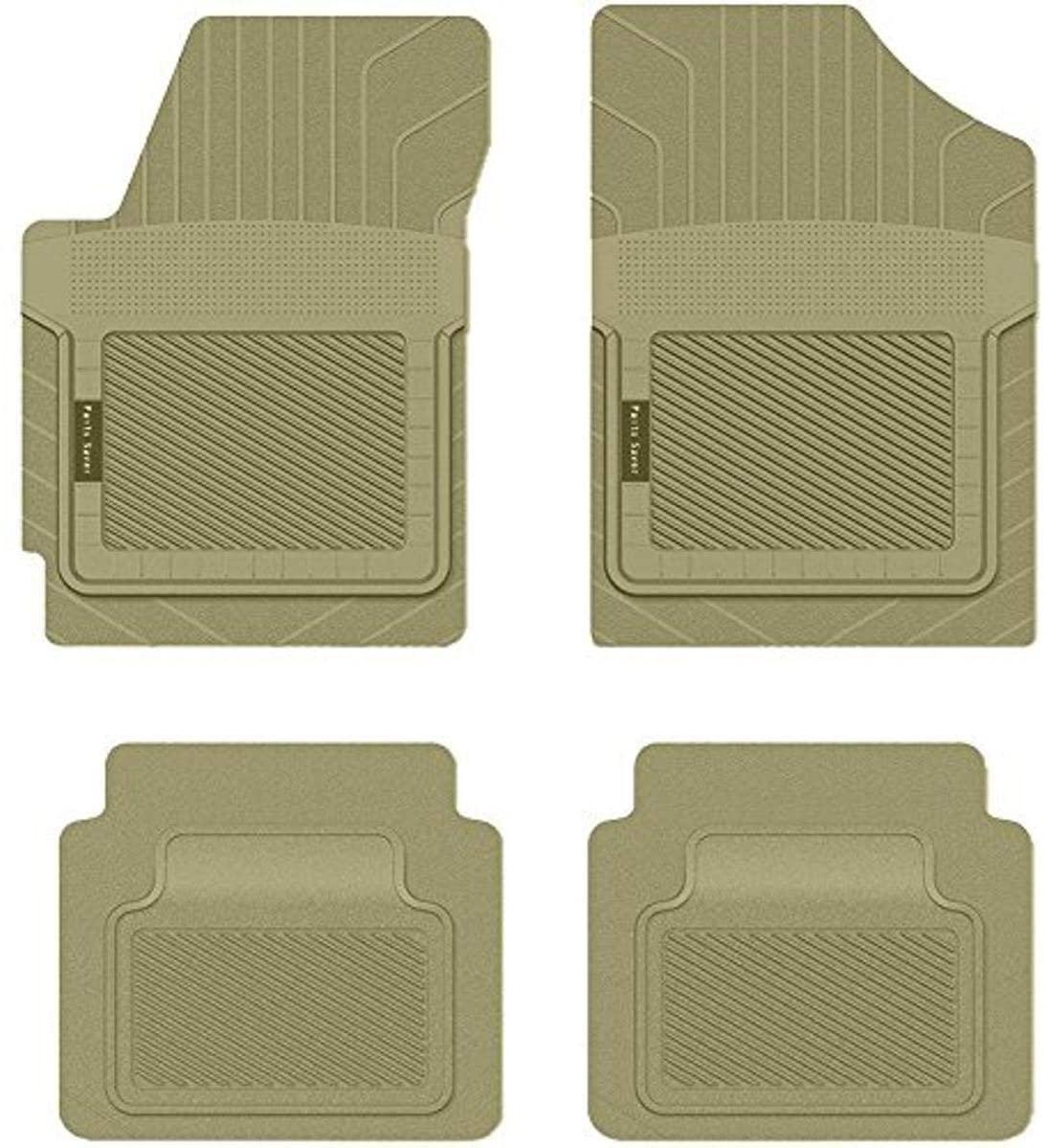 PANTSSAVER (4229143) Custom Fit Car Mat 4PC  Tan