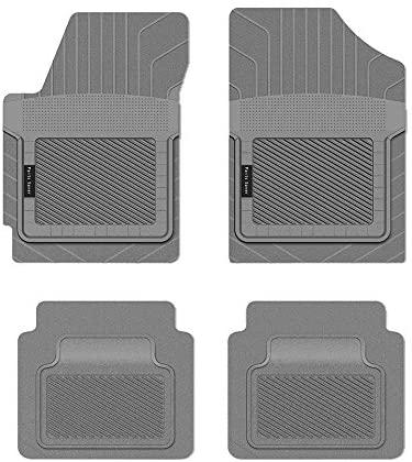 PANTSSAVER (2419092) Custom Fit Car Mat 4PC  Gray