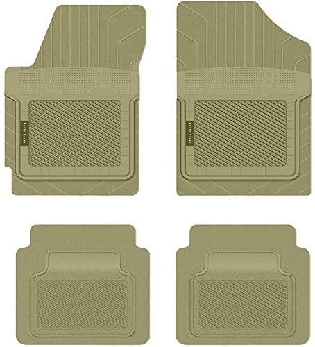 PANTSSAVER (0906063) Custom Fit Car Mat 4PC  Tan
